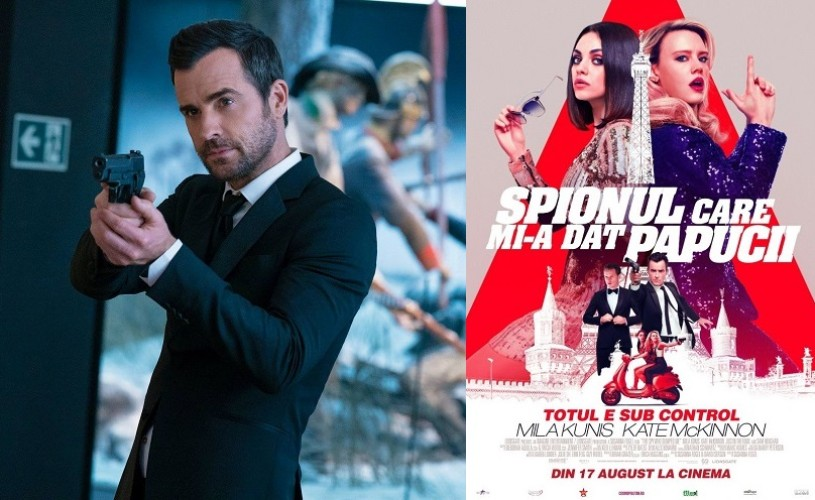 """""""Spionul care mi-a dat papucii"""", din 17 august la cinema"""