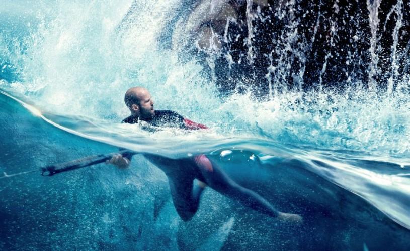 """Jason Statham are un inamic fără precedent în thrillerul SF """"MEG: Confruntare în Adâncuri"""""""
