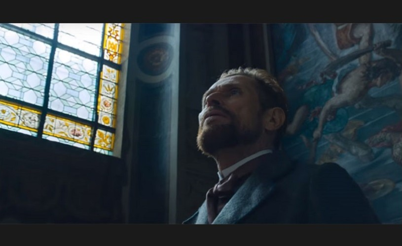 At Eternity's Gate – trailer (garantat Cinesseur)