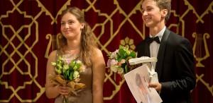 Daria Parkhomenko, premiul I laConcursul Enescu 2018 - Secțiunea Pian