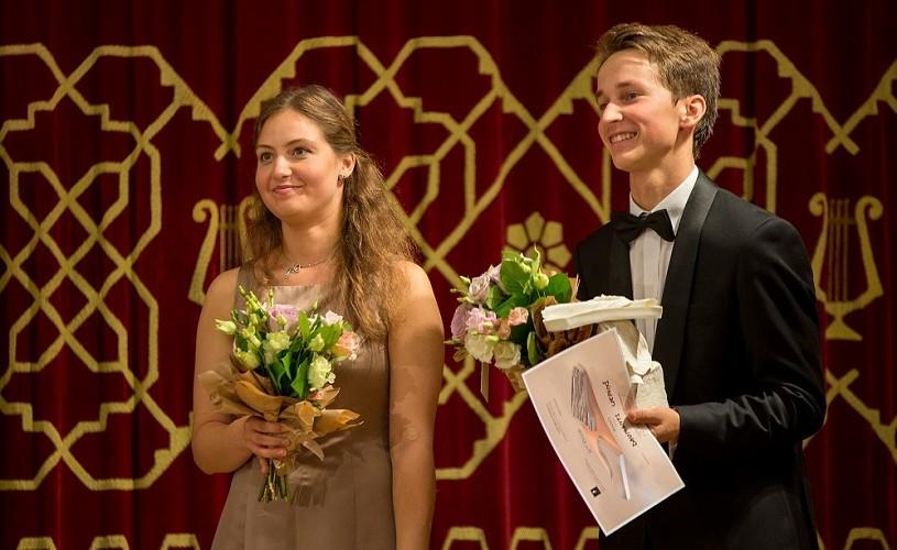 Daria Parkhomenko, premiul I laConcursul Enescu 2018 – Secțiunea Pian