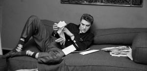 Undeva, cândva...În intimitatea lui Elvis