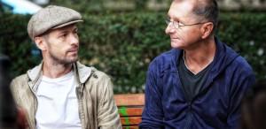 Horațiu Mălăele aduce pe ecrane povestea lui Luca, un tânăr expat în lupta cu destinul