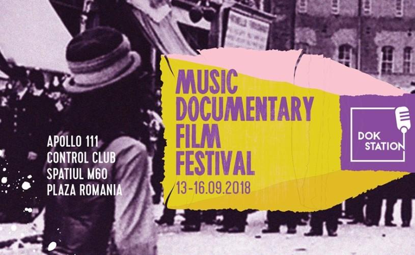 Filme despre eroi punk, legende ale jazz-ului și vedete pop, la DokStation 2018