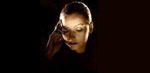 Undeva, cândva... Greta Garbo
