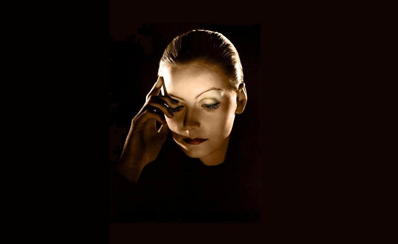Undeva, cândva… Greta Garbo