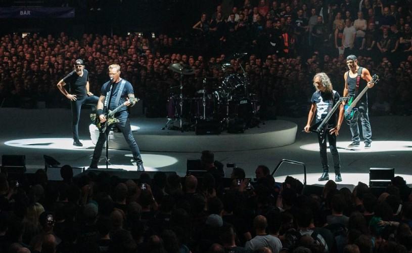 Metallica, în concert la Bucureşti în august 2019