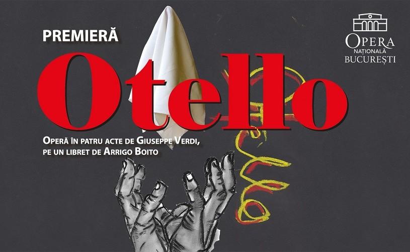 """Opera Națională București deschide stagiunea 2018-2019 cu premiera spectacolului """"Otello"""""""