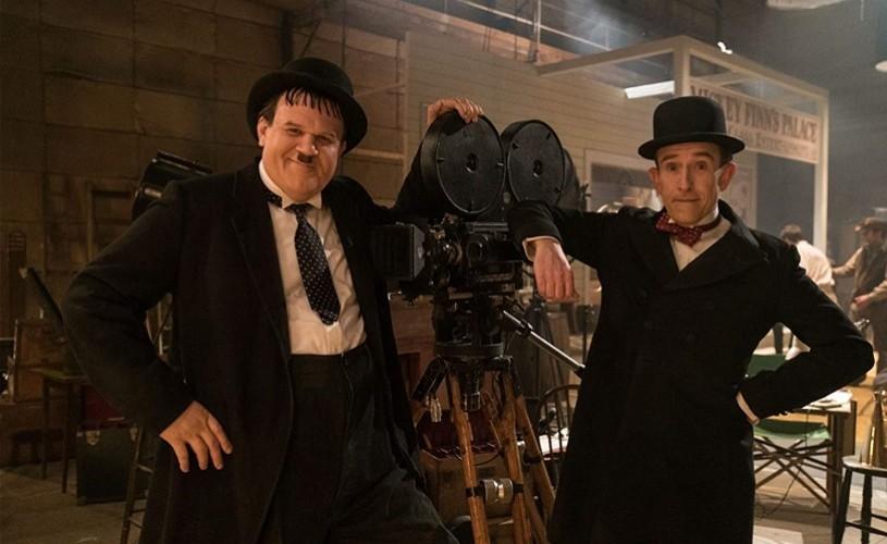 """A apărut trailer-ul filmului """"Stan & Ollie"""" – """"povestea nespusă"""" a legendarilor Stan şi Bran"""