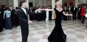Undeva, cândva... Prințesa Diana & John Travolta