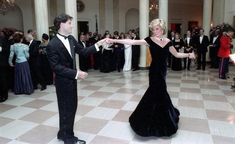 Undeva, cândva… Prințesa Diana & John Travolta