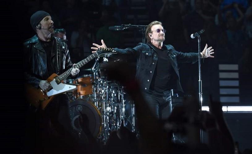Bono şi-a pierdut vocea la Berlin