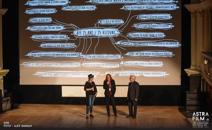 A început ediția aniversară Astra Film Festival 2018