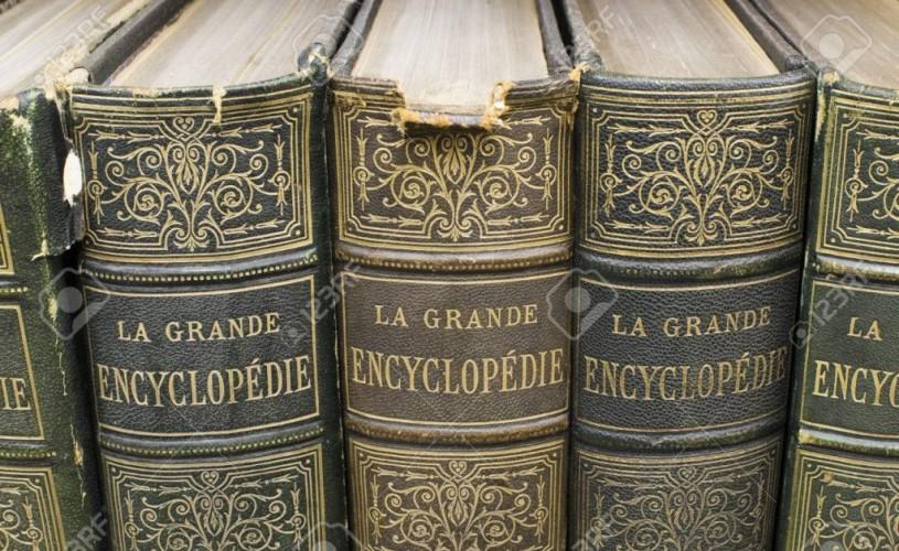 """Marea Enciclopedie franceză (1751-1766), """"monument ridicat pentru gloria gândirii omenești"""""""