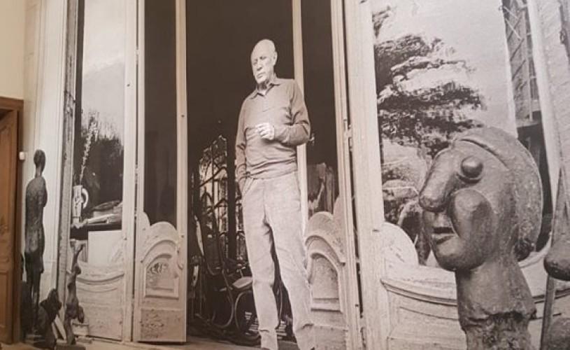 Pablo Picasso – o poezie contopită pe pereții unui muzeu
