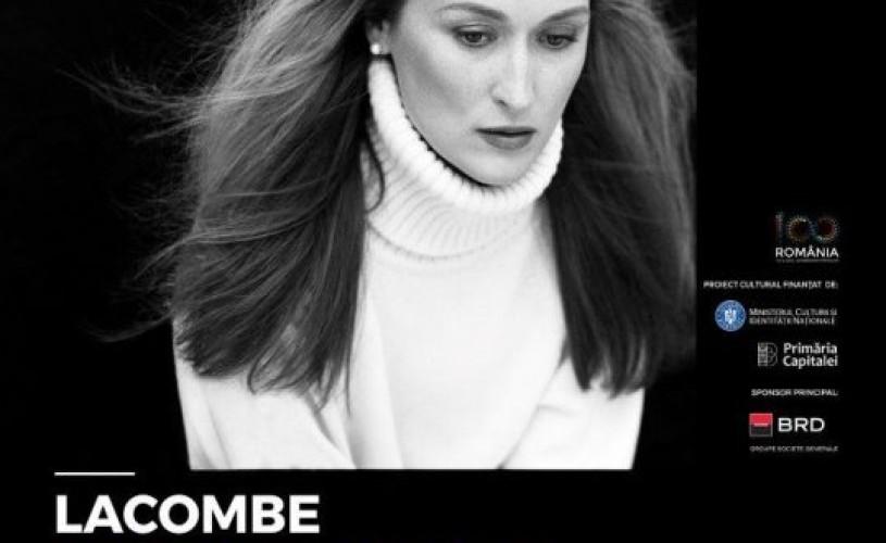 Brigitte Lacombe, în deschiderea FNT