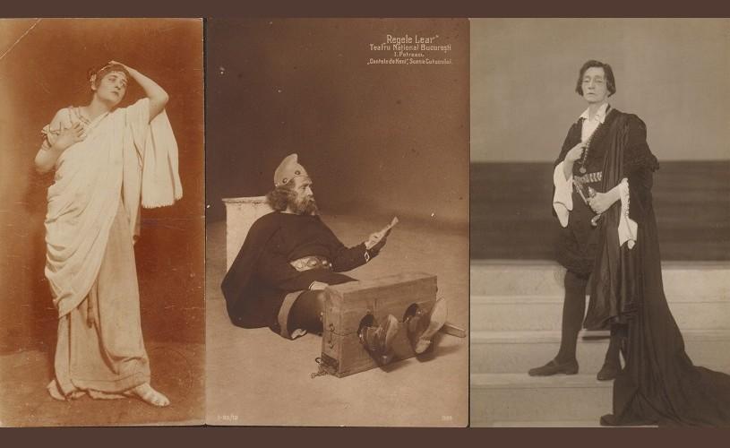 """Muzeul ascuns -""""Pași spre renașterea Muzeului teatrului românesc"""""""