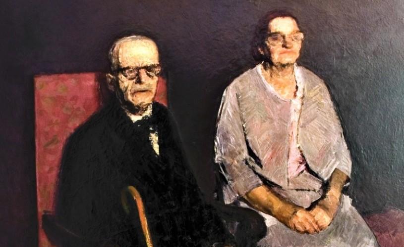 """O nouă expoziție la MNAR: """"Corneliu Baba. Confesiuni. 1944-1965"""""""