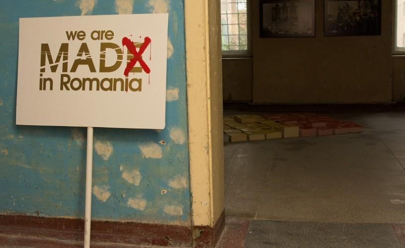Expozițiile MAD(e) in Romania #rezistă, la Timișoara