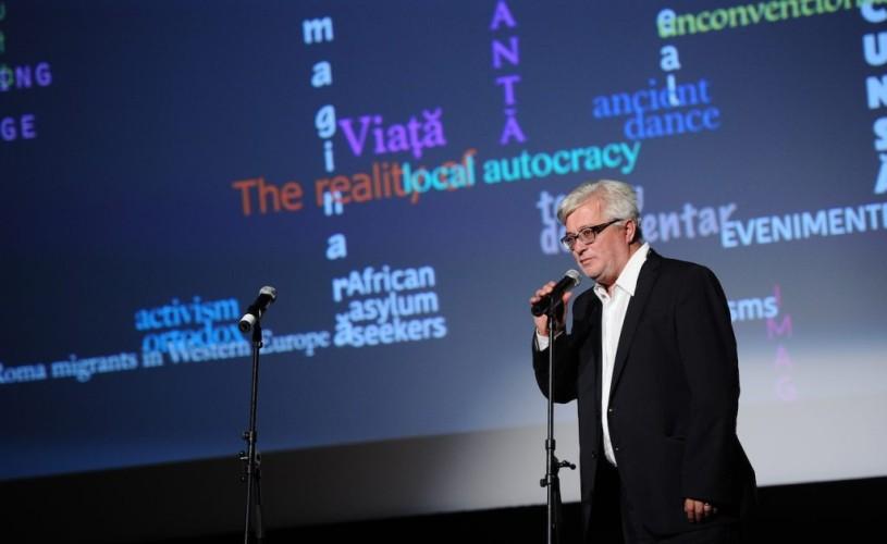 "Dumitru Budrala: ""Prin Astra Film Festival explicăm importanța cinematografiei documentare"""