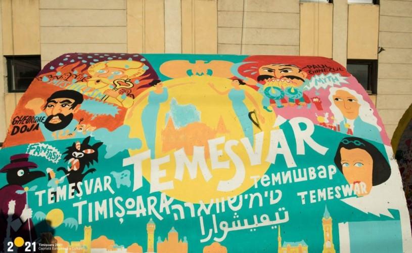 Memoriile Cetății (proiect în cadrul Timișoara 2021) sau despre cultură și artă ca punți între oameni, timpuri și locuri