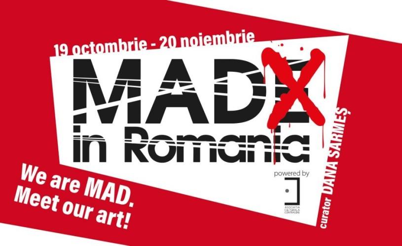 Expoziții de artă cu greutate, la Memorialul Revoluției din Timișoara. Începe Mad(e) in Romania