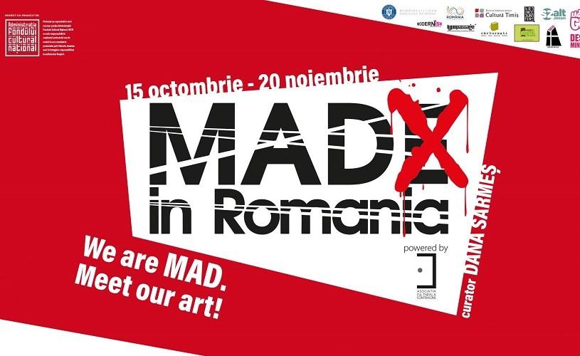 MAD(e) in Romania, un proiect cultural construit în jurul energiei acumulate în proteste, se pregătește de lansare