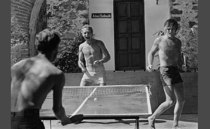 Undeva, cândva… Paul Newman & Robert Redford