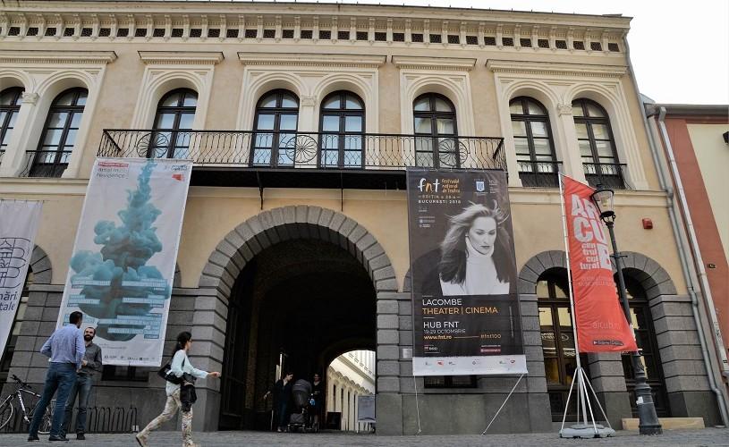 Startul Festivalului Național de Teatru 2018 se dă astăzi, în noul HUB FNT