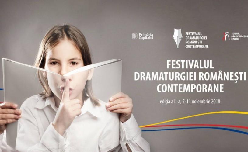 Începe Festivalul Dramaturgiei Românești Contemporane