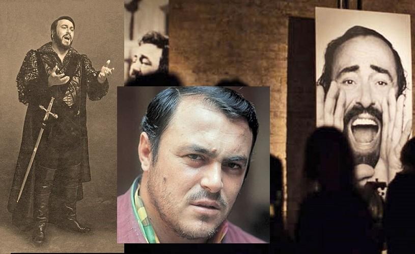 Undeva, cândva… Luciano Pavarotti
