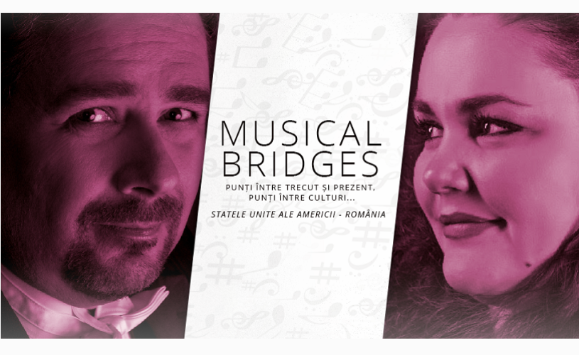 Musical Bridges – Recital eveniment la Sala Radio!