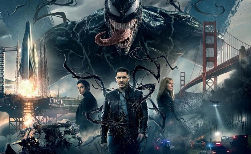 """""""Venom"""", lider de box-office în România și în Statele Unite"""