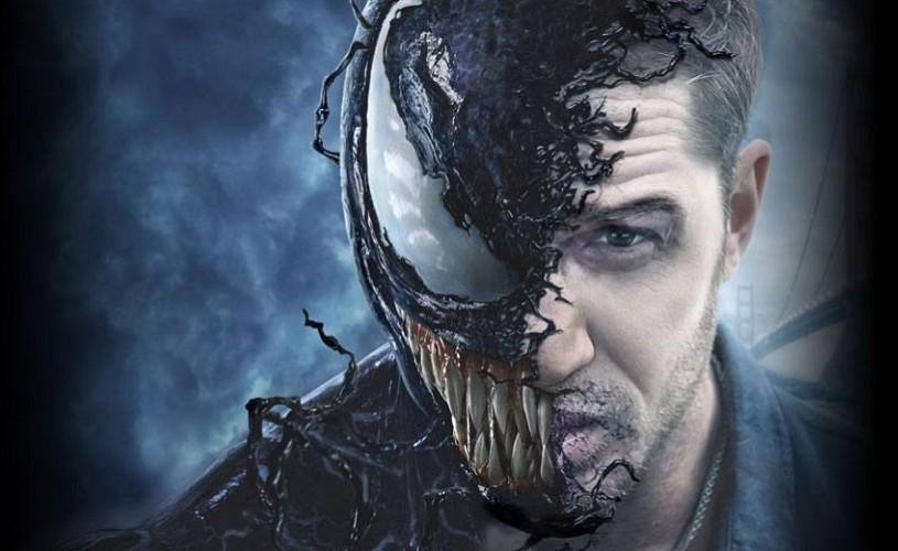 """Tom Hardy, în cel mai așteptat film al toamnei, """"Venom"""""""