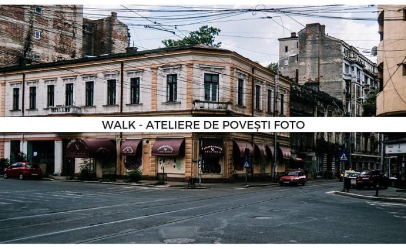 Fotografie și povești, la Walk & Shoot. Descoperă noul concept al atelierelor care îți arată Bucureștiul altfel!