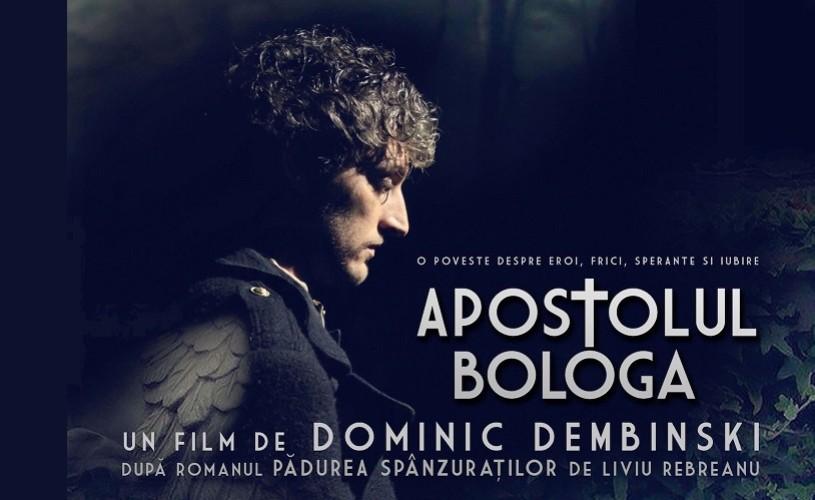 """Apostolul Bologa, adaptarea romanului """"Pădurea spânzuraţilor"""", din noiembrie pe micul și marele ecran"""