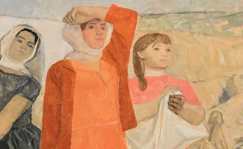 """Centenarul femeilor în arta românească. Conferință și carte din seria """"Lada de gunoi a istoriei"""""""