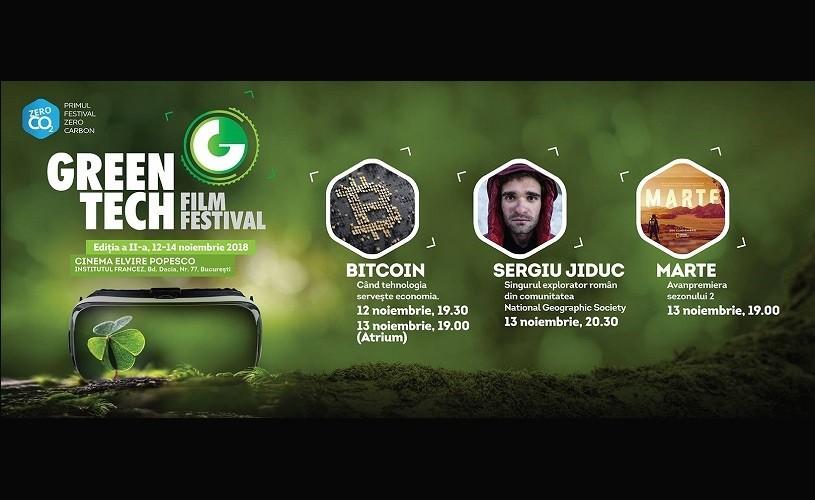 Începe GreenTech Film Festival – ediţia a II-a