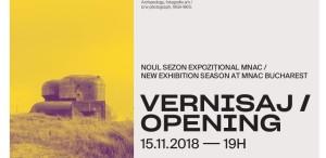 Muzeul Național de Artă Contemporană deschide noul sezon expozițional 2018-2019