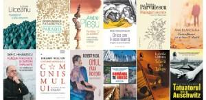 Nou de la Humanitas și Humanitas Fiction, la Gaudeamus 2018