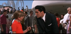Undeva, cândva... Elvis & Kurt Russell