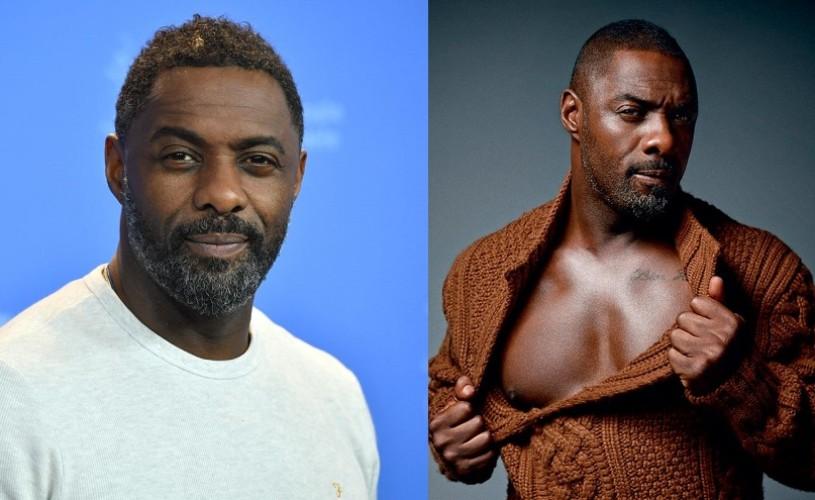 Idris Elba, cel mai sexy bărbat în viaţă