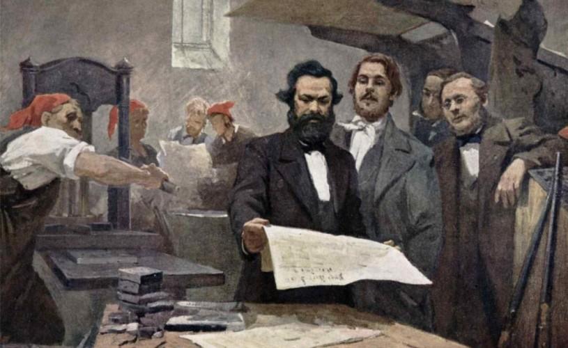Manifestul Partidului Comunist – un material de propagandă cu efect neașteptat