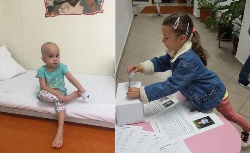 Miruna, fetița care a mobilizat o întreagă comunitate