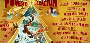 Poveste de Crăciun - târg organizat de Opera Comică pentru Copii