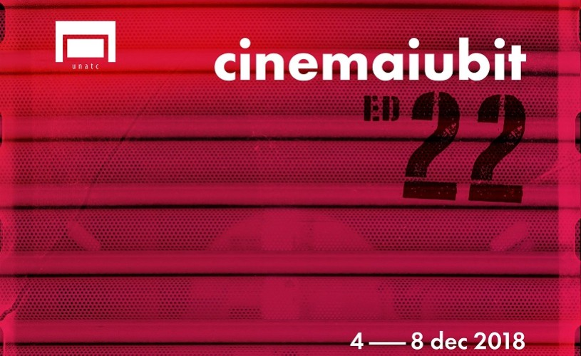 Festivalul CineMAiubit, 4 – 8 decembrie