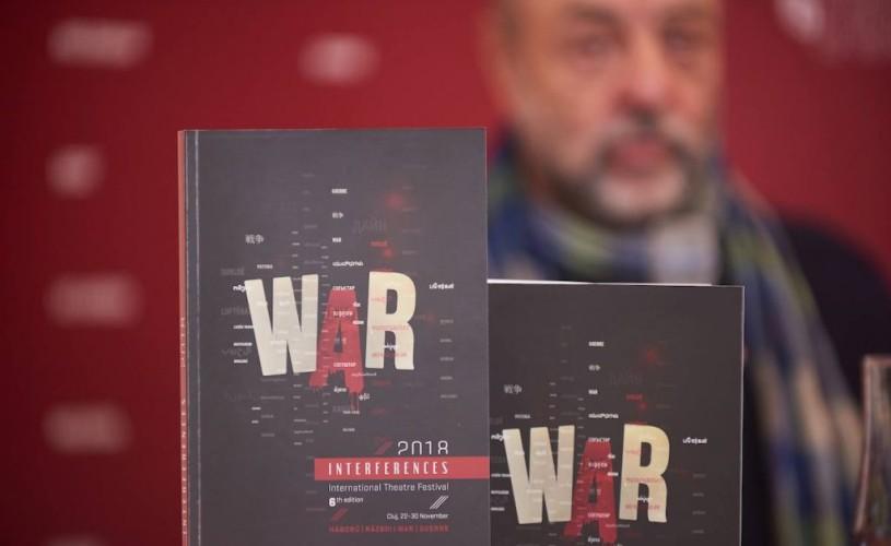 """INTERFERENȚE 2018. Tompa Gábor: """"Chiar dacă nu schimbă lumea, teatrul poate demola prejudecăți"""""""
