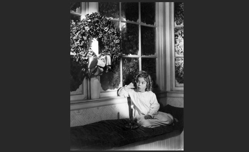 Undeva, cândva…Shirley Temple