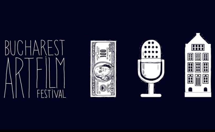 Bucharest Art Film Festival 2018: Proiecții în Galerie