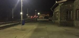 """Când """"Steaua fără nume"""" se mută în gară la Gheorgheni"""